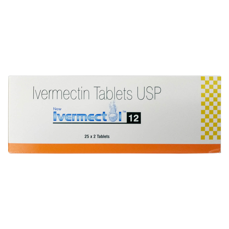 イベルメクチン12mg50錠(イベルメクトール)