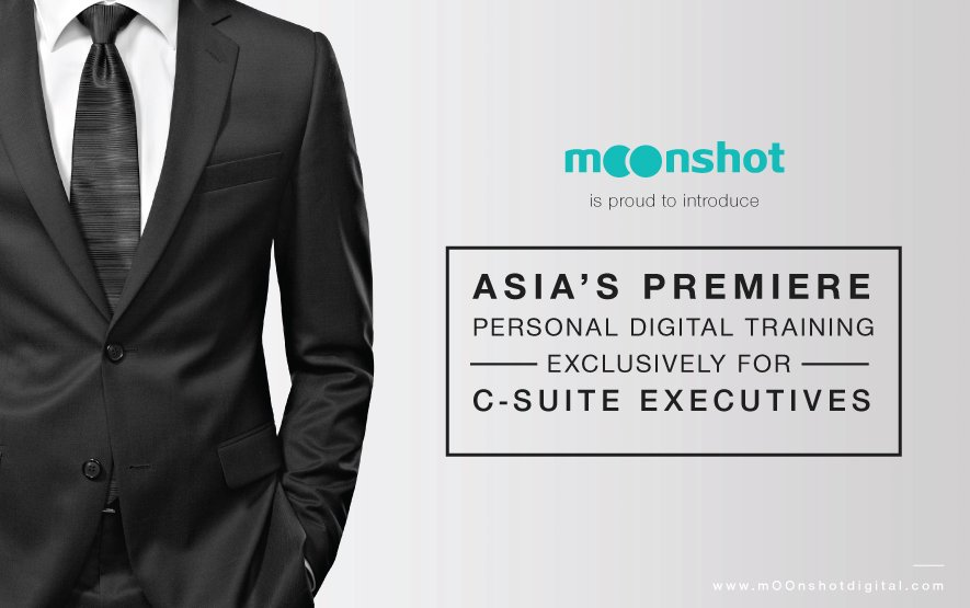 Asia's Premiere Bespoke and Personal Digital Marketing Training For C-Suite Executives