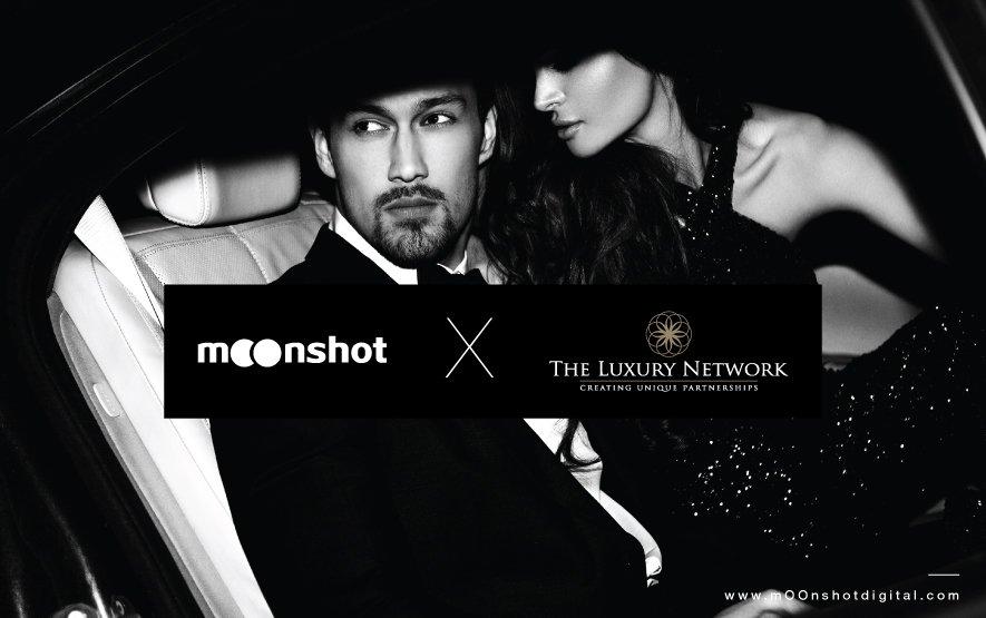 Digital Meets Luxury: mOOnshot digital Partners With The Luxury Network