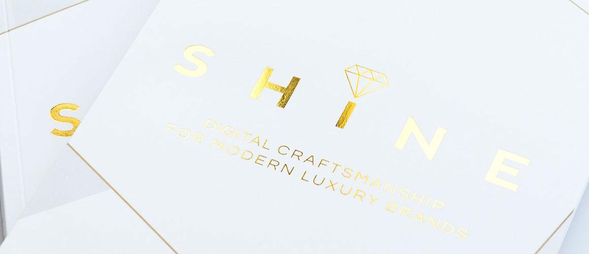 mOOnshot digital marketing agency Singapore - Shine Digital Luxury - Digital Craftsmanship for Modern Luxury Brands Book cover