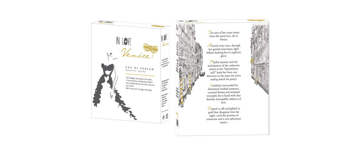 mOOnshot digital marketing agency Singapore - In Love Parfums case study product shot