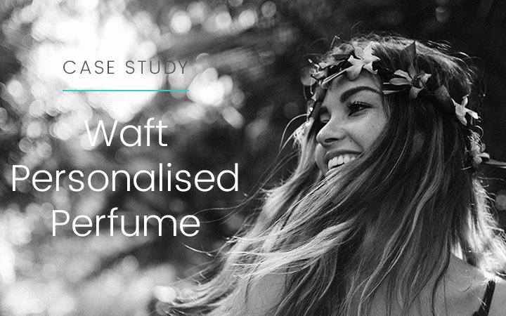 Waft Personalised Perfume