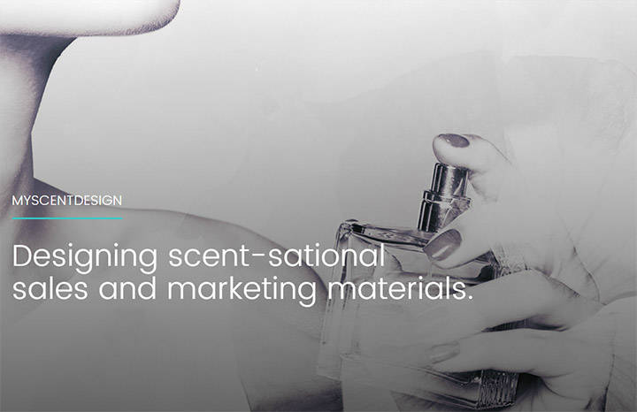 MyScentDesign – Brand Positioning and Design
