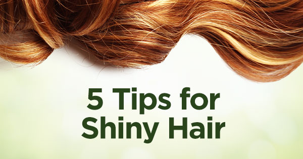 Moringa-O2 - Tips for Shiny Hair