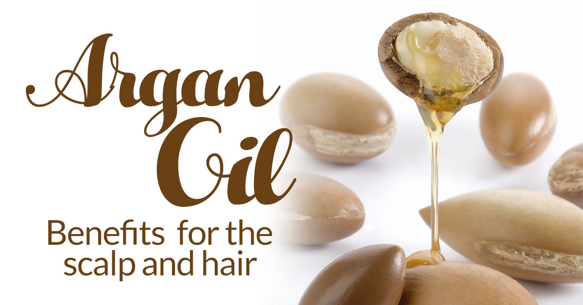 Argan Oil Benefits for the Scalp and Hair