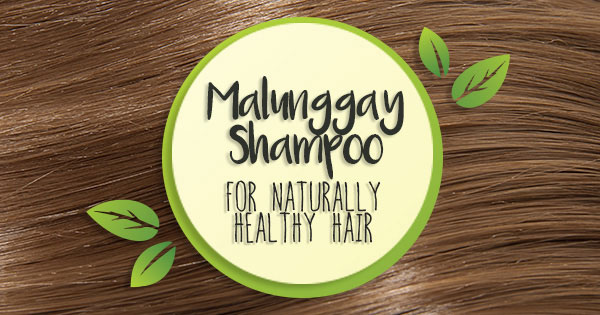 Malunggay Shampoo for Naturally Healthy Hair