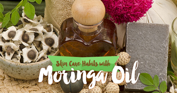 Skin Care Habits and Moringa Oil