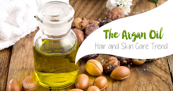 The Argan Oil Hair and Skin Care Trend