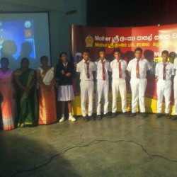 "UVA Province ""RUN"" final presentations held on 16th of September 2013 at Uva Provincial Library Auditorium, Badulla."