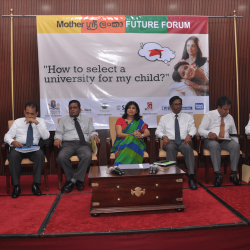 Mother Sri Lanka Launches Future Forum: First Forum successfully concludes on 'How to select a University for my child?'