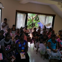 Mother Sri Lanka launches a Livelihood Development Project in partnership with Zonta Club II