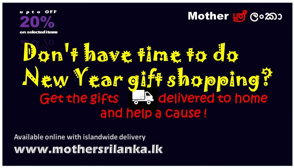 "<h1 class=""text-center"">New Year Gift Shopping</h1><p class=""slider-text text-center""><a class=""read-more"" href=""https://www.mothersrilanka.lk/new-year-gift-shopping/"">Read More</a></p>"