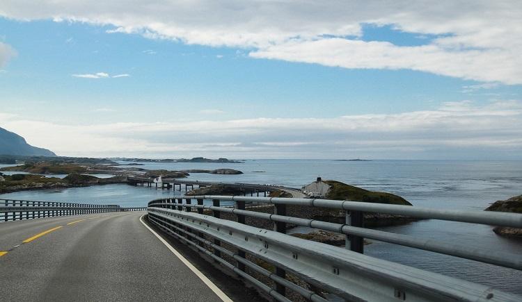 Motorist Scenic Roads 1