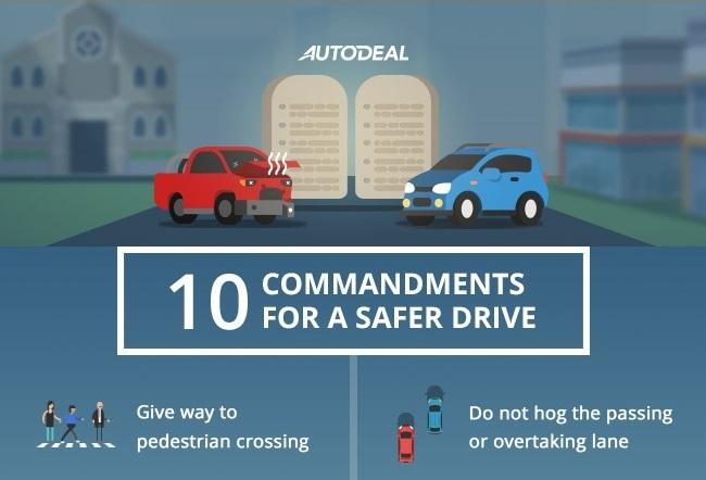 Motorist 10 Commandments 2