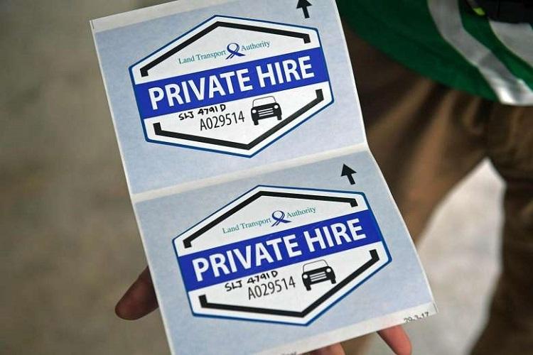 Motorist Private Hire Car Driver Licence