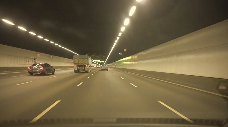 Motorist Tunnel Safety In Singapore