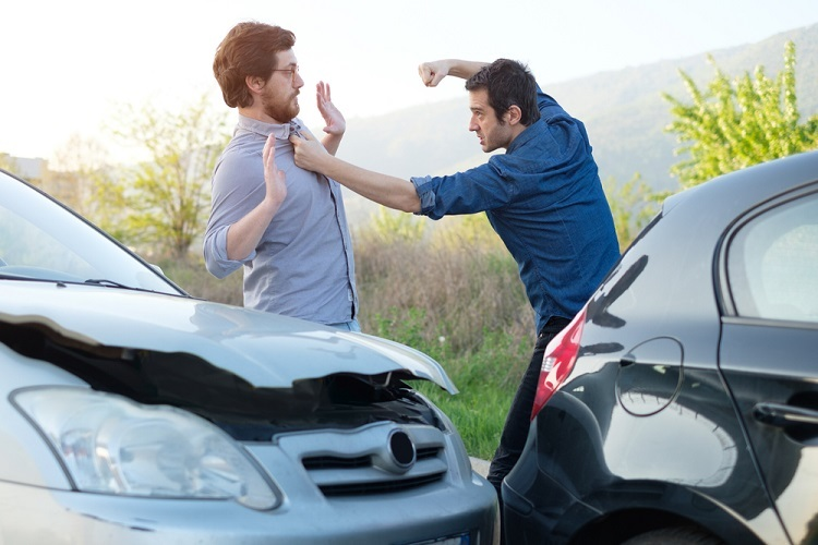 Motorist How To Manage Road Rage