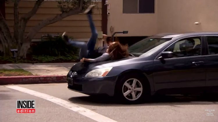 Motorist How To Survive Getting Hit By A Car