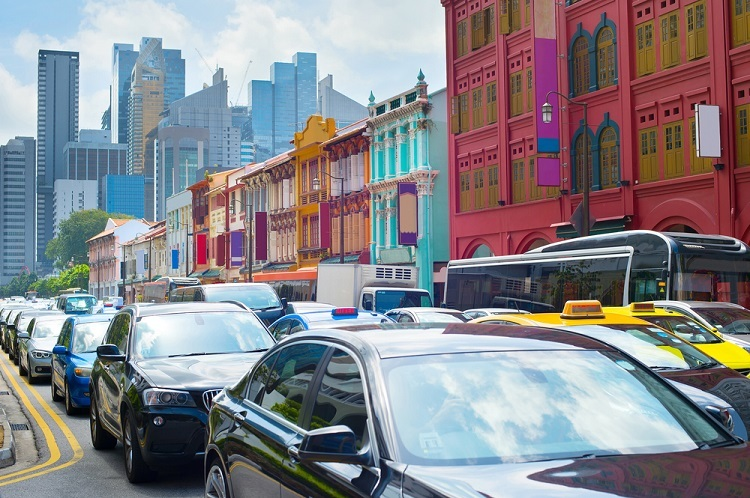 Motorist 4 Ways Efficient Driver Singapore
