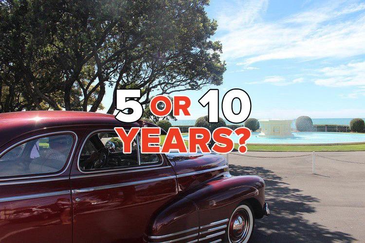 Motorist Coe Renewal Five 10 Years