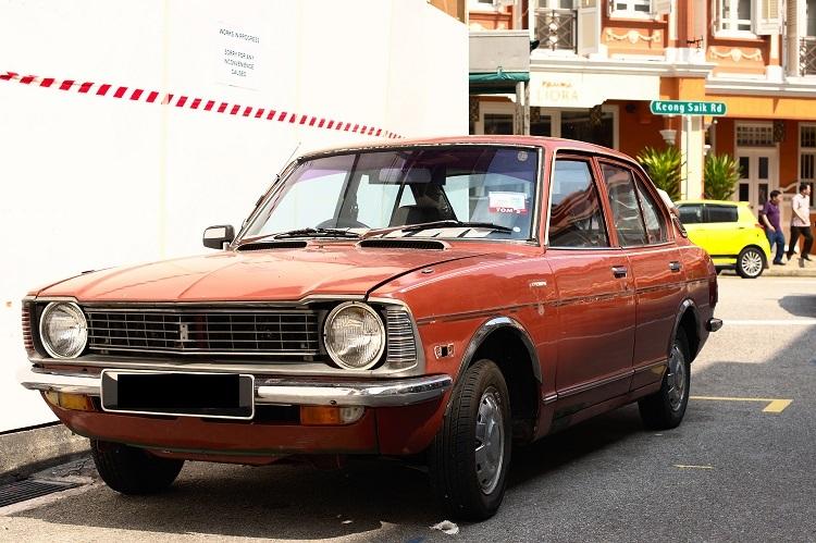 Motorist Coe Renewal Old Car
