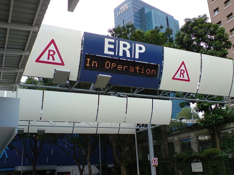 Motorist Erp Gantry