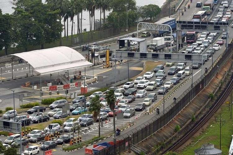 Motorist Traffic Jam Jb