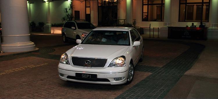 Motorist Unique Car Plate Affix Suffix
