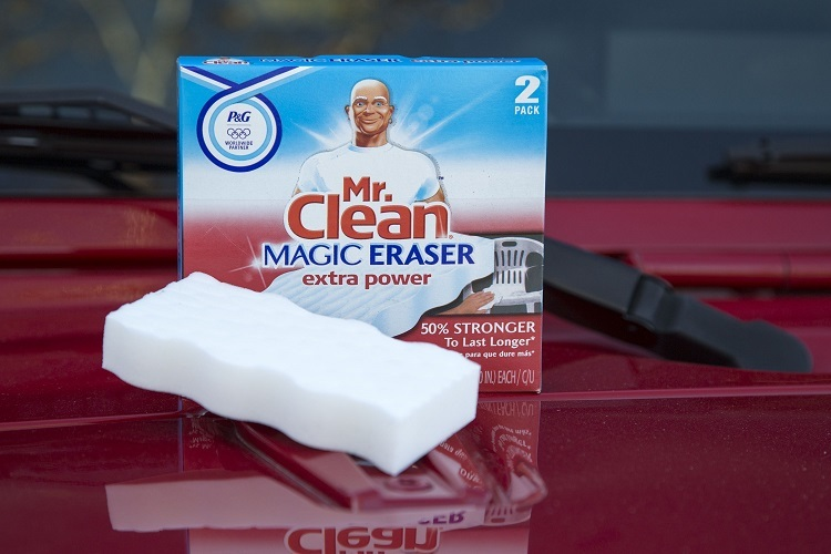 Motorist Magic Eraser