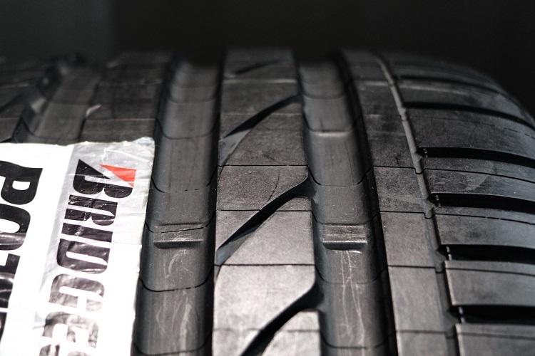 Motorist Bridgestone Tyre Singapore Tread Wear Indicator Bars