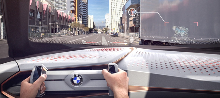 BMW AR Screen