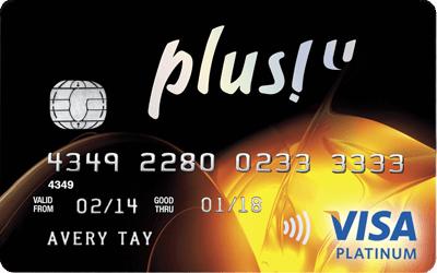 Image Ocbc Plus Visa Credit Card 2x