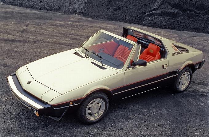 Bertone X1 9 1982 87 1
