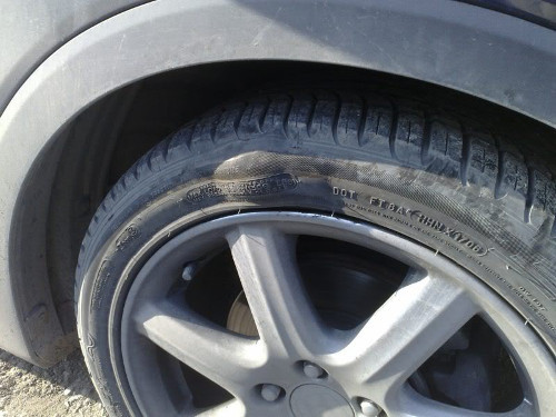 Tyres Blowout 5