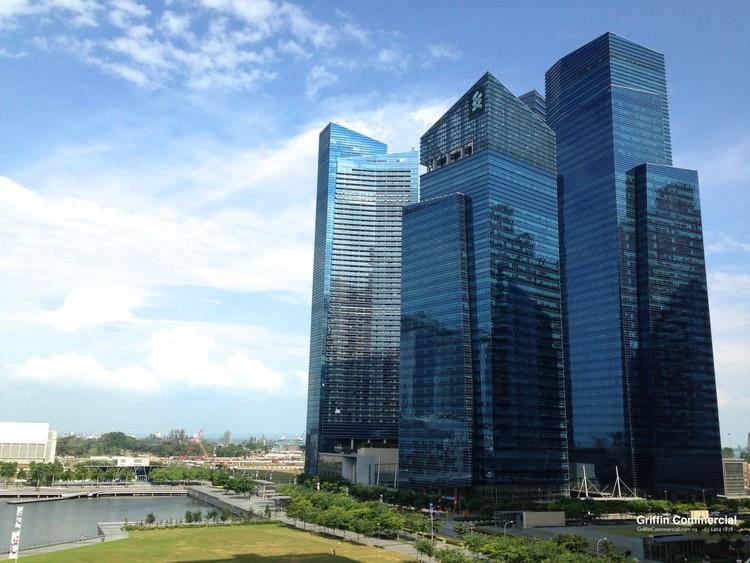Parking Marina Bay Financial Centre
