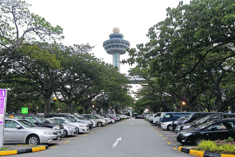 Changi Airport Parking