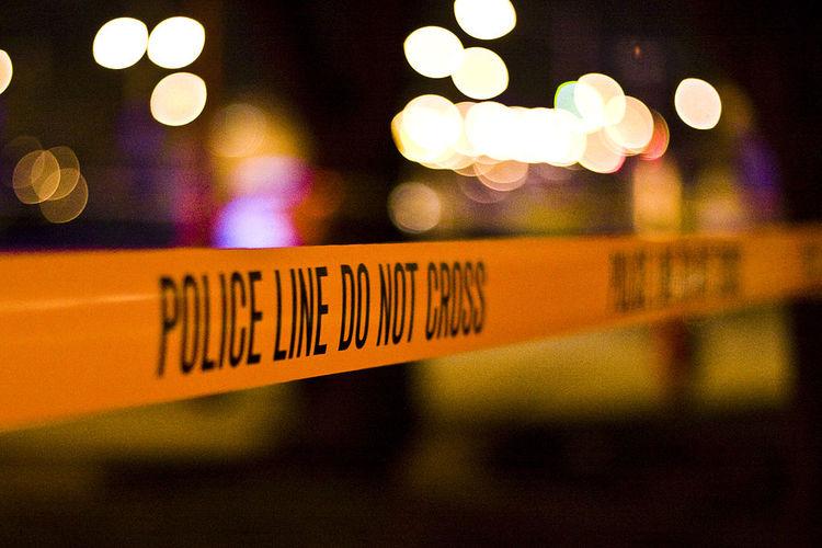 Police Line Crime Scene 2498847226