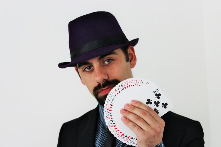 Magician 859303 1920
