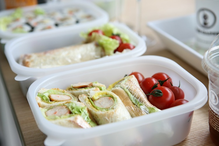 Sandwich Picnic Lunch Box 200762