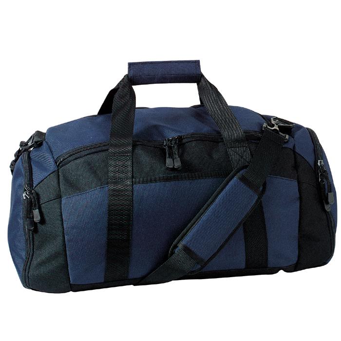 Sport Gear Gym Duffle Bag Navy