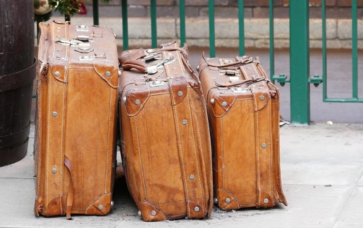 Luggage 1950628 1920