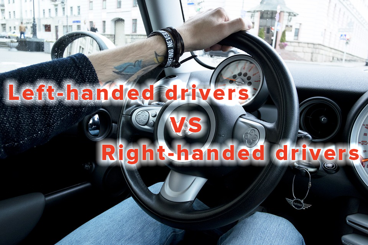 Left Hand drivers vs right hand drivers