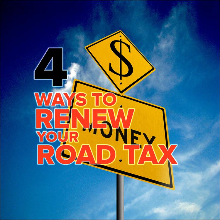 Renew Road Tax: 4 Easy Ways To Do It