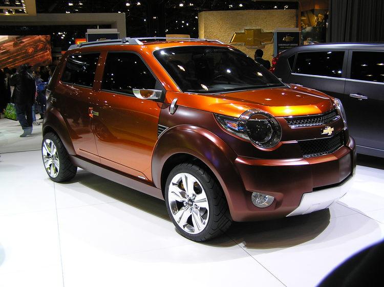 Car At New York Internatonial Auto Show