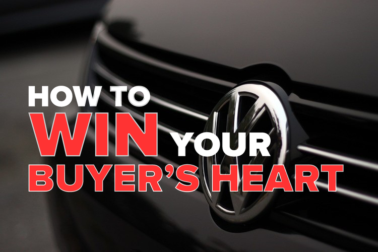 how to win your buyers heart car buying selling