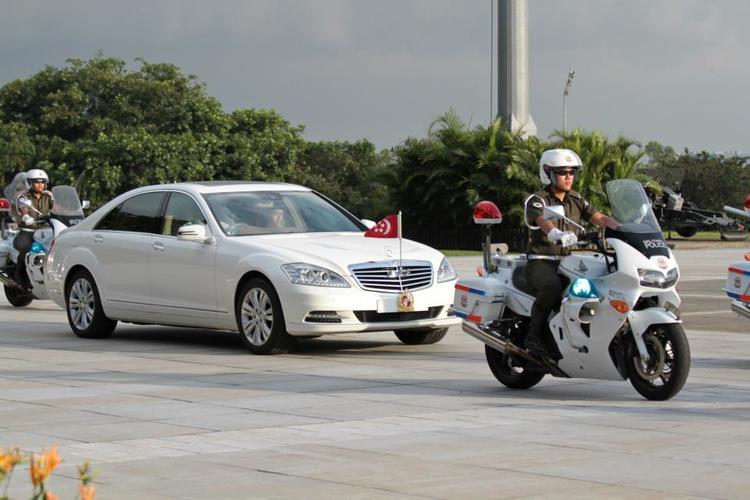 Singapore President Car 2013