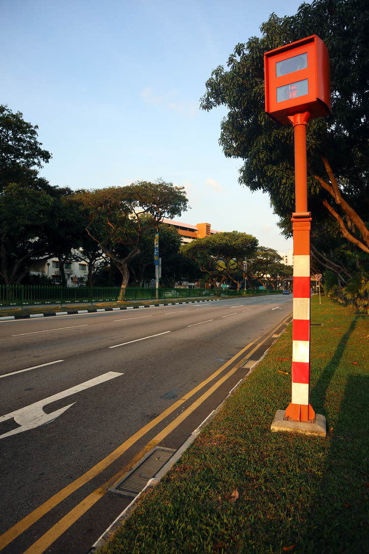5 Types Of Traffic Cameras In Singapore Articles Motorist