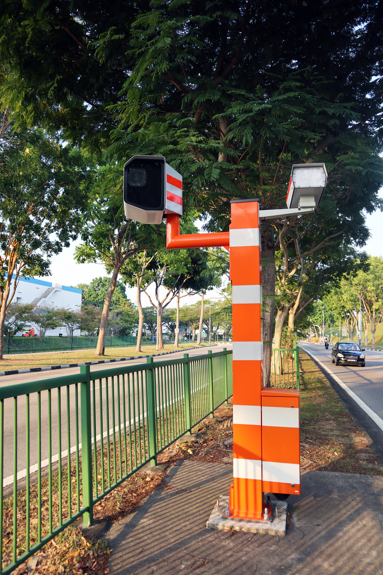 5 Types of Traffic Cameras in Singapore | Articles | Motorist sg