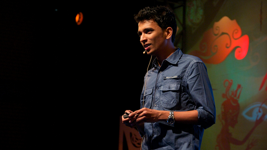 Deepak Ravindran: From college dropout to going viral
