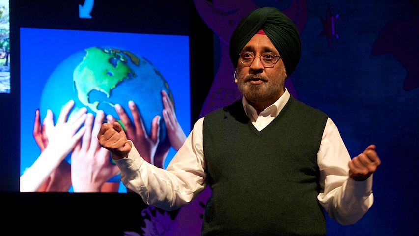 Harpal Singh: A sapling for every girl child